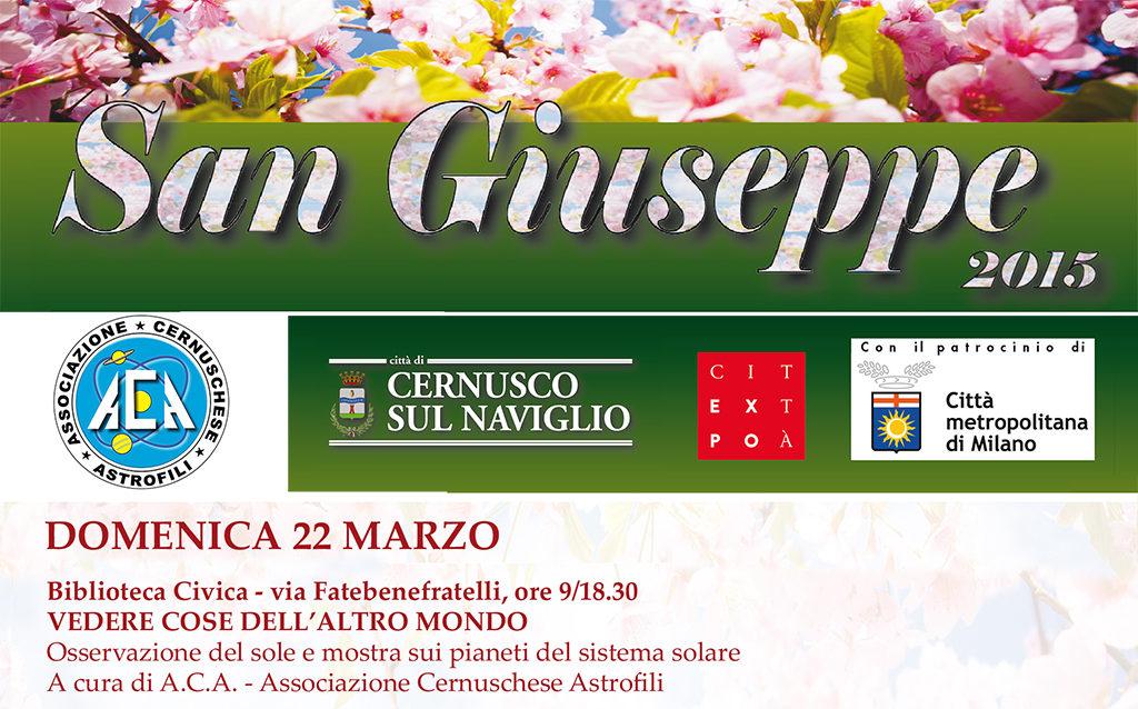 Fiera San Giuseppe 2015 - ACA
