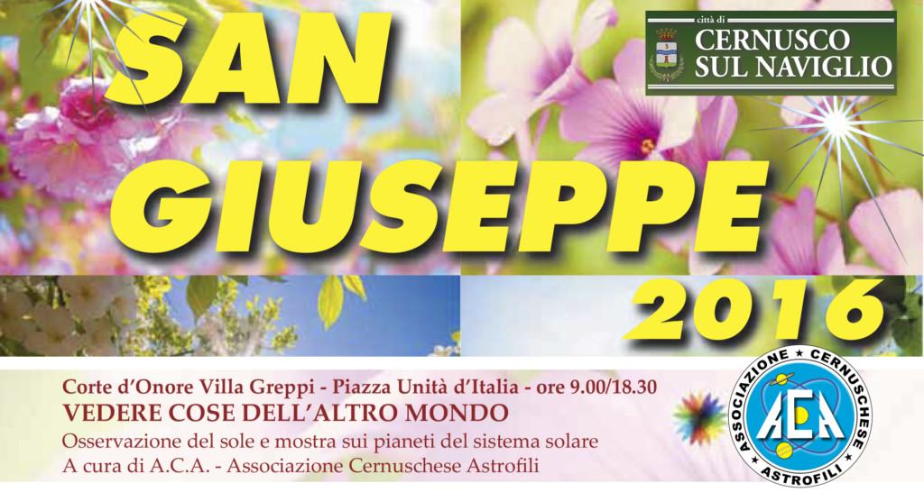 Fiera San Giuseppe 2016 - ACA