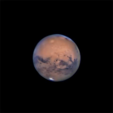 Marte – 18.10.2020 – 22:13 UTC