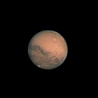Marte – opposizione