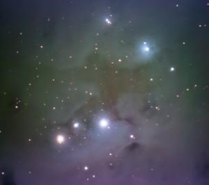 Nebulosa in orione