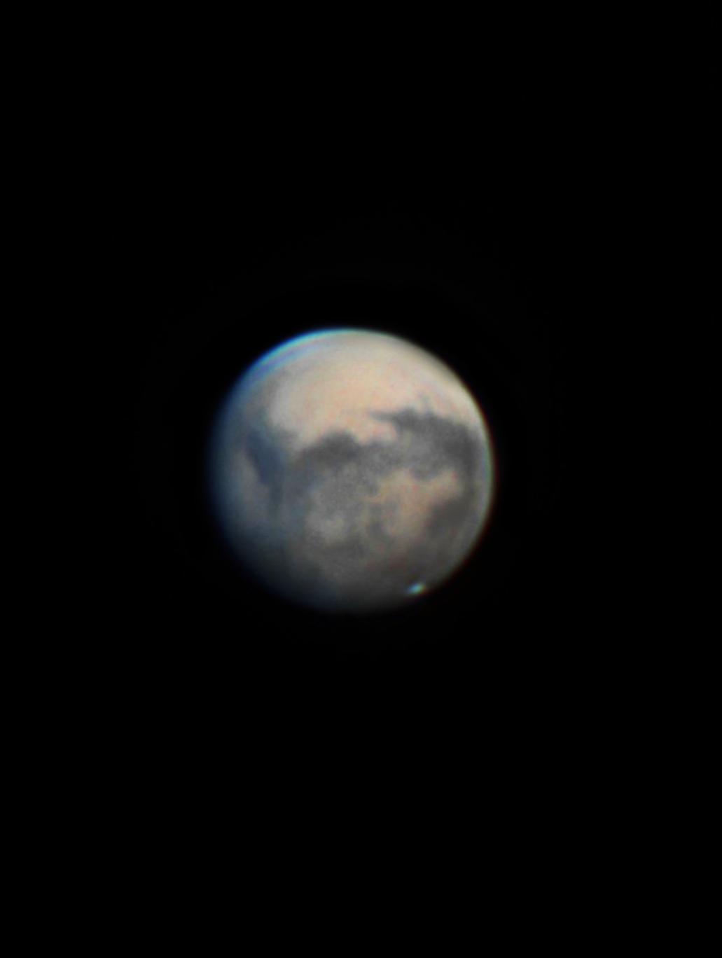 Marte – novembre 2020