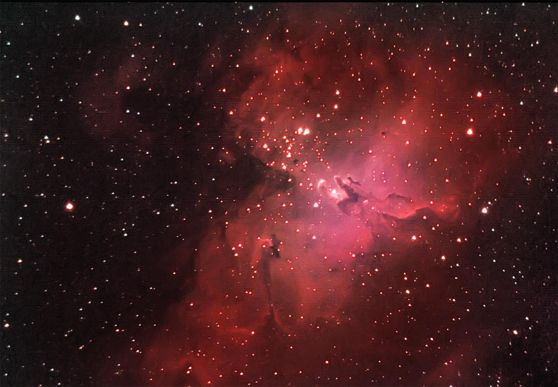 Nebulosa Aquila M16