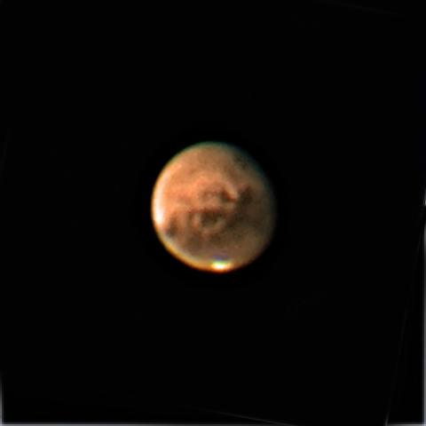 Marte – settembre 2020