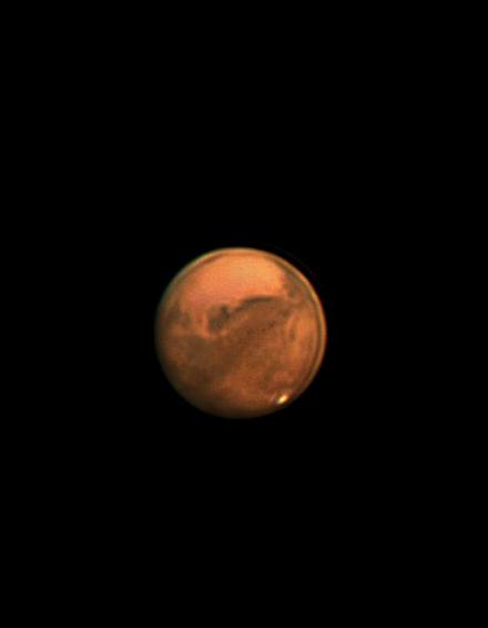 Marte – ottobre 2020