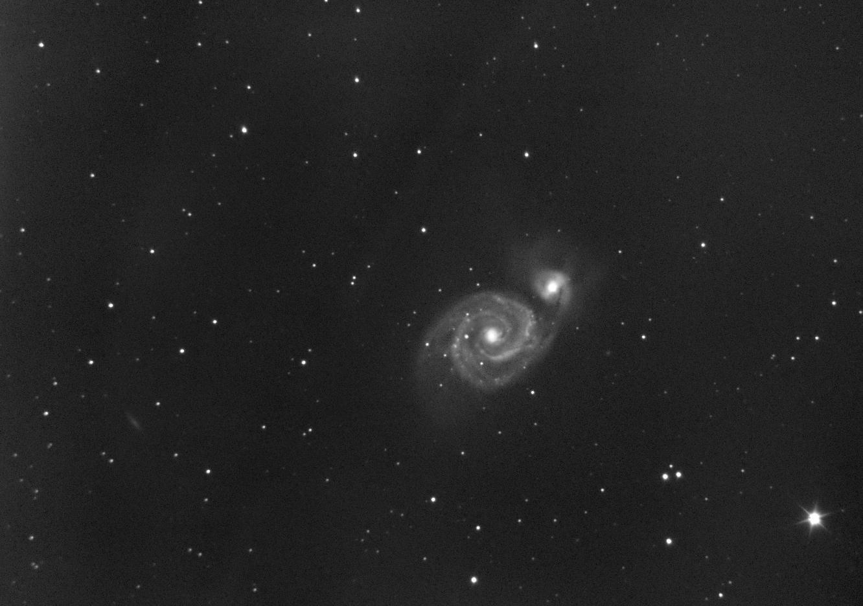 Galassia a spirale M51