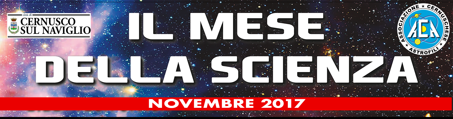 Il mese della scienza 2017